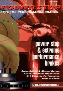 Power Stop Rotors by Autospecialty
